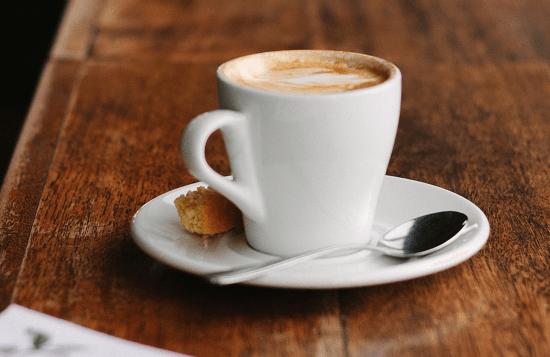 ここらでコーヒータイムといきましょう